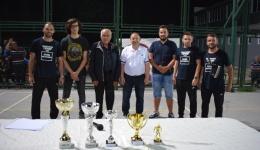 """Екипата НИКС од Битола  го освои  првото  место на Меморијален турнир """"Пеце Матичевски"""""""