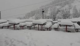 """Ски центарот """"Нижеполе"""" со зимски пејсажи како од бајките"""