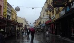 Времето во Битола постудено со дожд