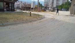 """Да  се најде чаре за калта по улиците од новата градба кај """"Областа"""", бараат жителите од оваа населба"""