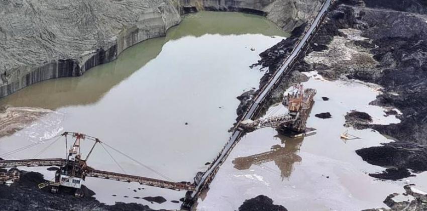 ЕСМ: Обилните врнежи ја отежнаа работата во рудниците во РЕК Битола, снабдувањето со струја е стабилно