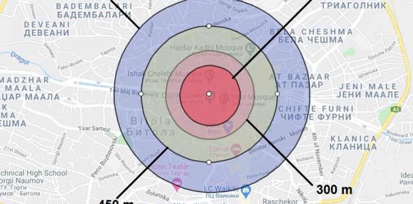 Со експлозија како во Бејрут, Битола би била срамнета со земја во радиус од 1 км. -симулација на професорот Трајковски