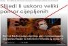 Пост на Фејсбук шири невистини дека со вакцинацијата се зголемил бројот на заболени и починати од ковид-19