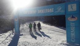 """Битолчани уживаат на снегот во ски центарот """"Ниже Поле"""""""